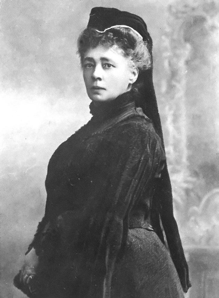 Celebrating the 175th birthday of Bertha von Suttner (9th June 2018)