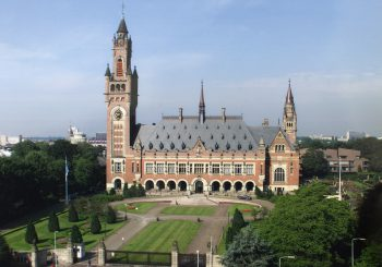 The Hague, international city of peace and justice