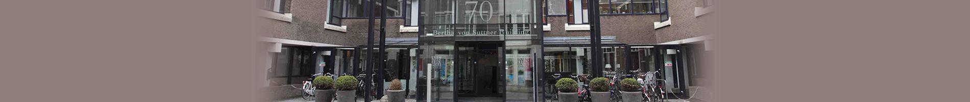Bertha von suttner building The Hague